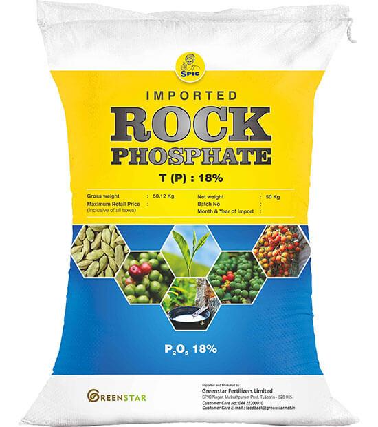SPIC Rock Phosphate