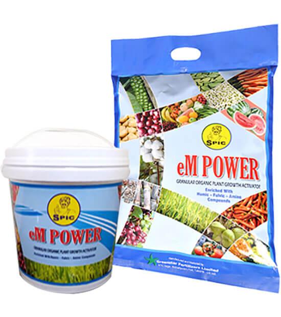 SPIC eM POWER <span>(Granules)</span>
