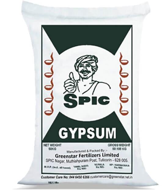 SPIC Gypsum: Phospho Gypsum – Agricultural Grade