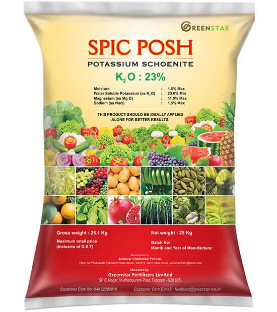 SPIC POSH: Potassium Schoenite