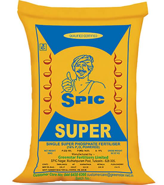 SPIC Single Super Phosphate