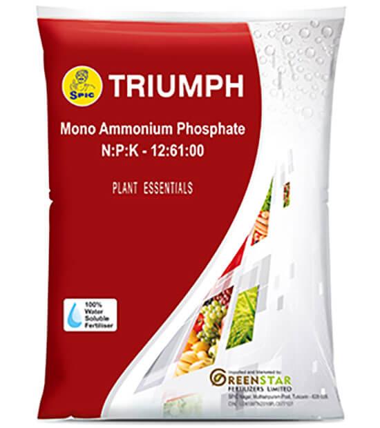 SPIC Triumph : Mono Ammonium Phosphate (NPK 12:61:00)