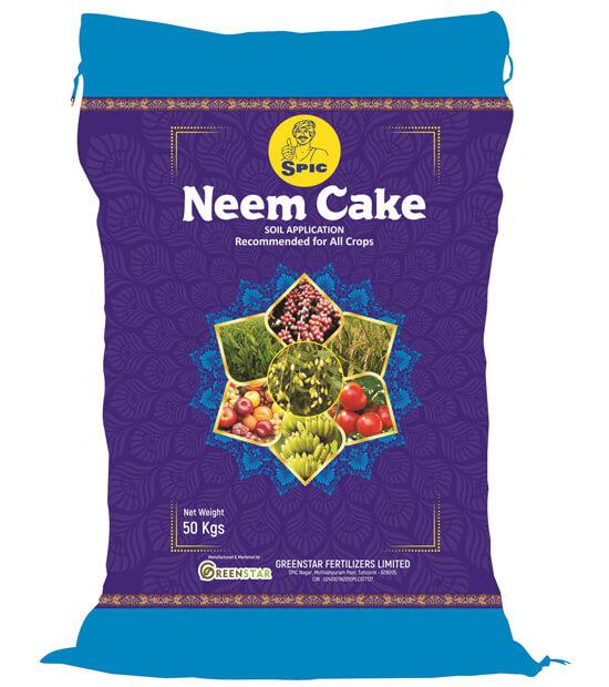 SPIC Neem Cake