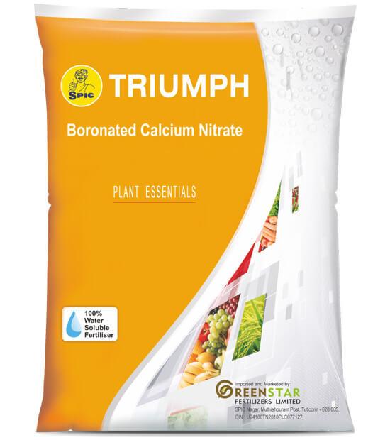 SPIC Triumph (Boronated Calcium Nitrate)