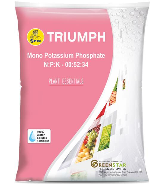 SPIC Triumph (NPK 00 52 34) Mono Potassium Phosphate