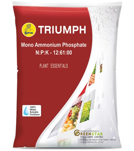 SPIC Triumph (NPK 12 61 00) Mono Ammonium Phospate