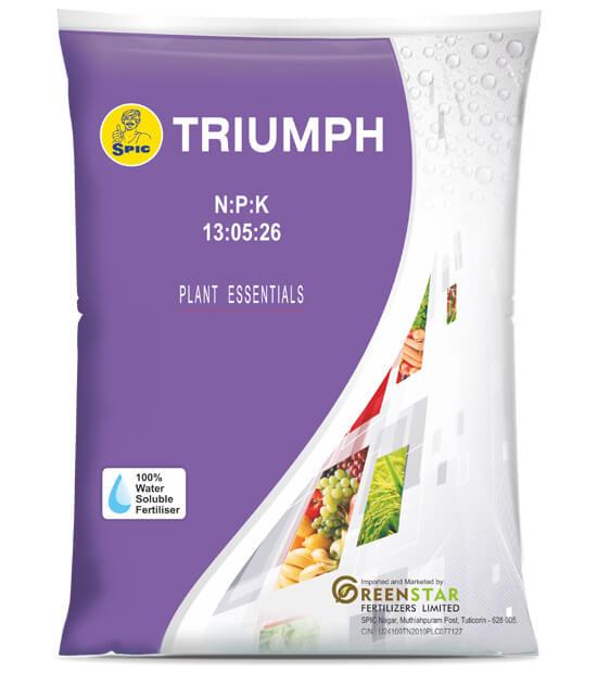 SPIC Triumph (NPK 13 05 26)